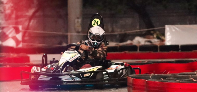 Rally Karting La Marina