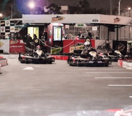Rally Karting Real Plaza Santa Clara
